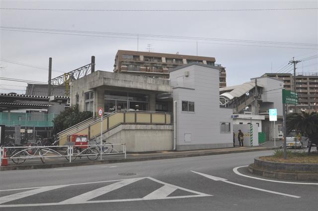 下山門駅まで徒歩11分!