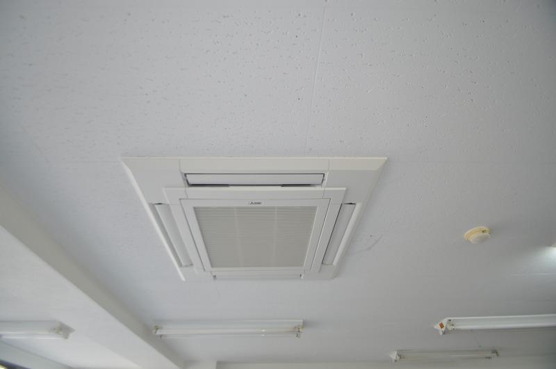 1,2Fテナント部分エアコン設置済部屋有!