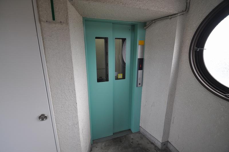 エレベーター完備で入居付け◎!