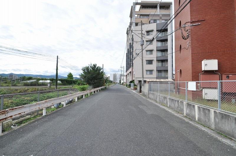 前面道路:幅員約7.25m~約7.32m・接道約39.31m