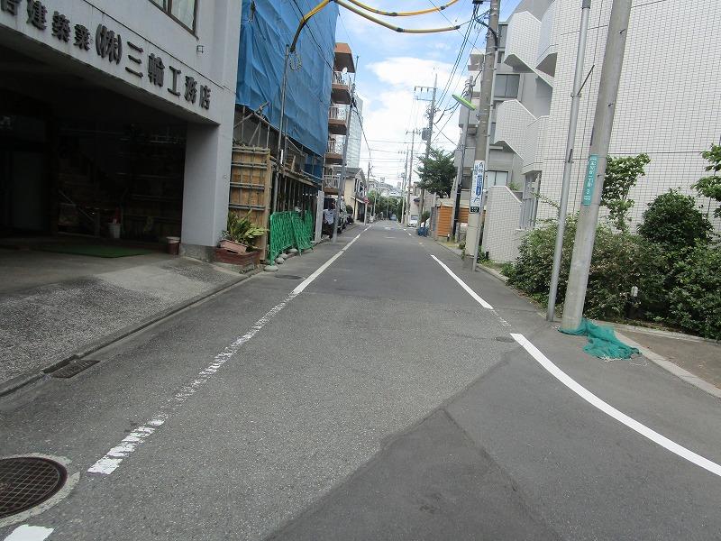 東側公道幅員約6.20m/間口約3.27m
