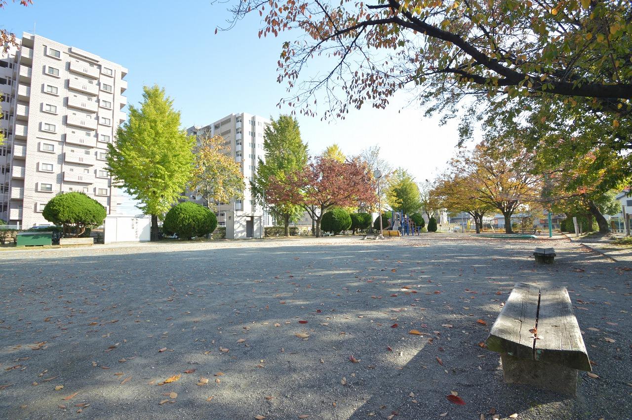 徒歩圏内に公園もあり生活環境も良好!