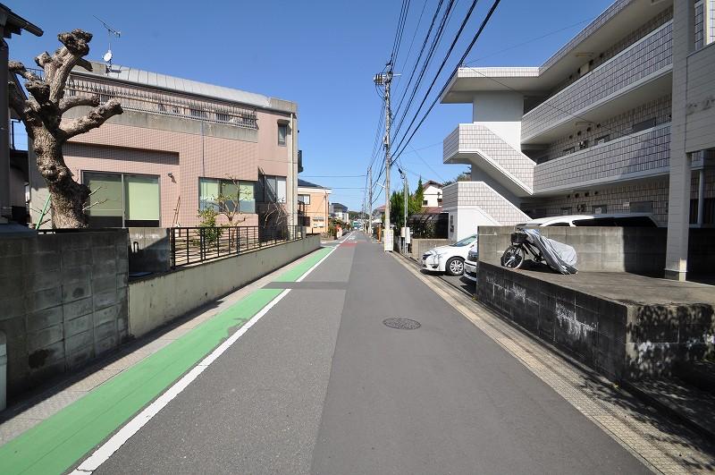 前面道路:幅員約6.07m~6.13m・接道約13.53m