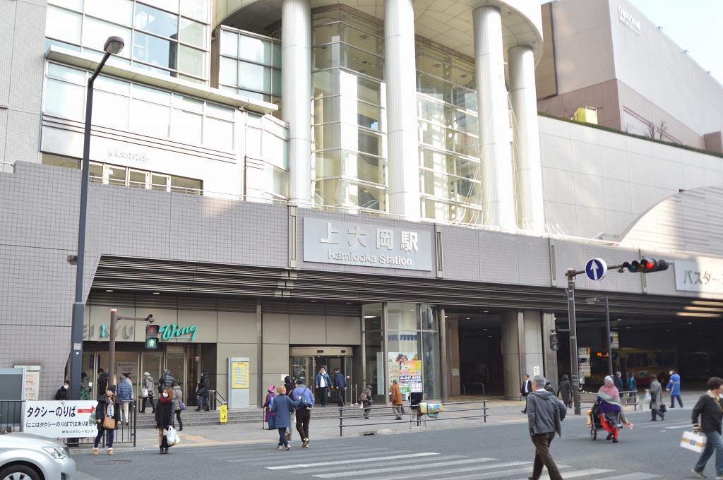 京急本線「上大岡駅」まで徒歩約7分♪