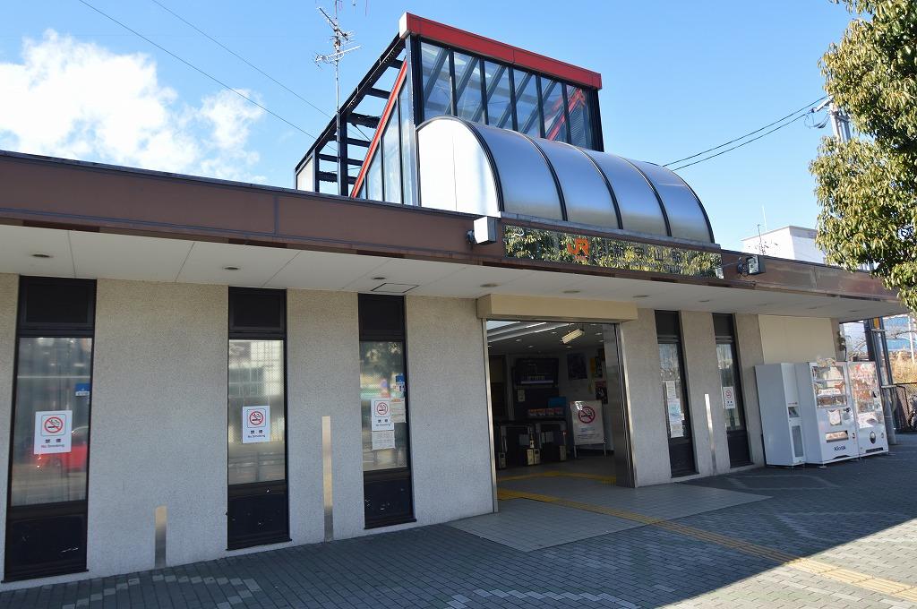 最寄り駅は名古屋駅まで直通の「新守山駅」☆