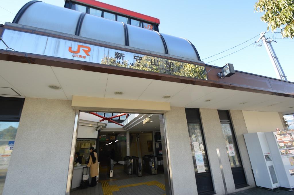 名古屋駅まで直通の「新守山駅」まで徒歩圏内!
