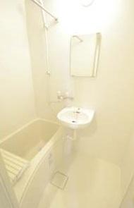 清潔感のあるバスルーム☆