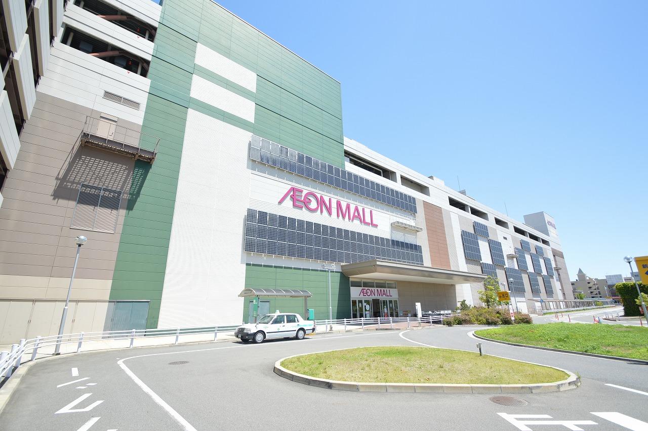 近隣に大型ショッピングセンターも有り利便性◎